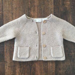 Other - Zara baby cardigan